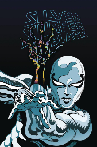 Silver Surfer: Black (Treasury Edition)