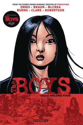 The Boys Vol. 4 (Robertson Signed Omnibus)