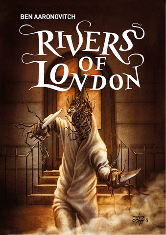 Rivers of London: Black Mould #4 (Assisi Cover)