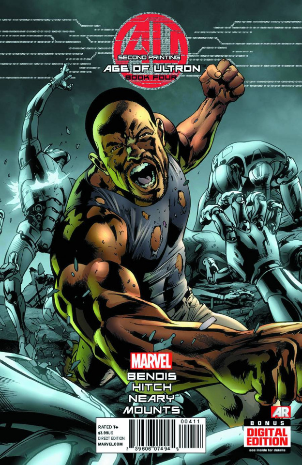 Age of Ultron #4 (2nd Printing)