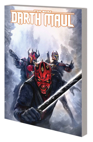 Star Wars: Darth Maul, Son of Dathomir