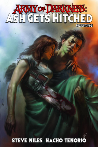 Army of Darkness: Ash Gets Hitched #3 (Subscription Cover)
