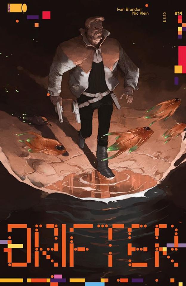 Drifter #14 (Sandoval Cover)