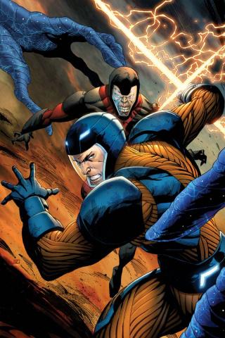 X-O Manowar #49 (Pham Cover)