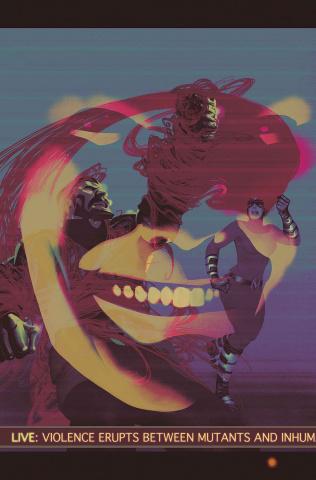 The Uncanny Inhumans #18: IvX
