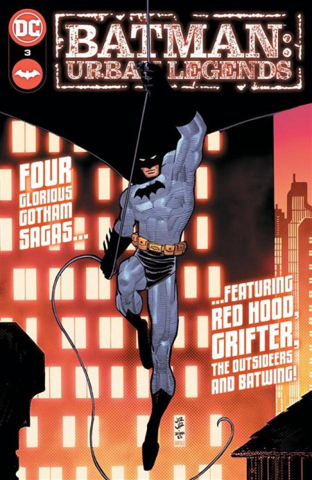 Batman: Urban Legends #3 (John Romita Jr & Klaus Janson Cover)