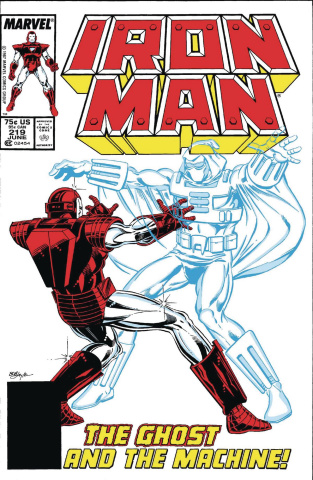 Ant-Man Presents: Iron Man and the Ghost Machine #1 (True Believers)