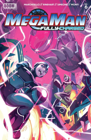 Mega Man: Fully Charged #6