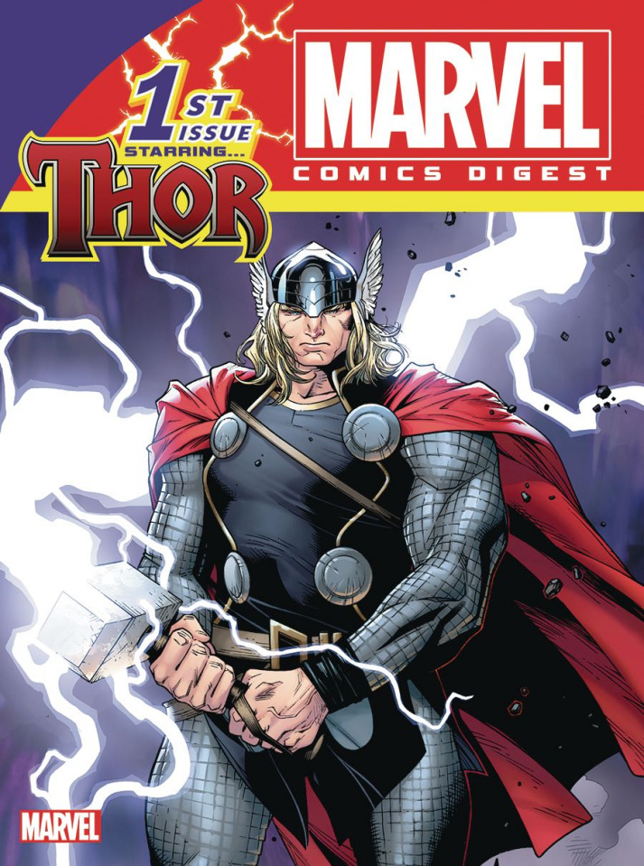 Marvel Comics Digest #3: Thor