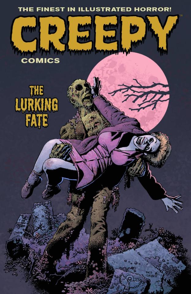 Creepy Comics Vol. 3: The Lurking Fate