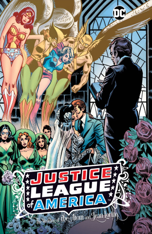 JLA: The Wedding of the Atom & Jean Loring