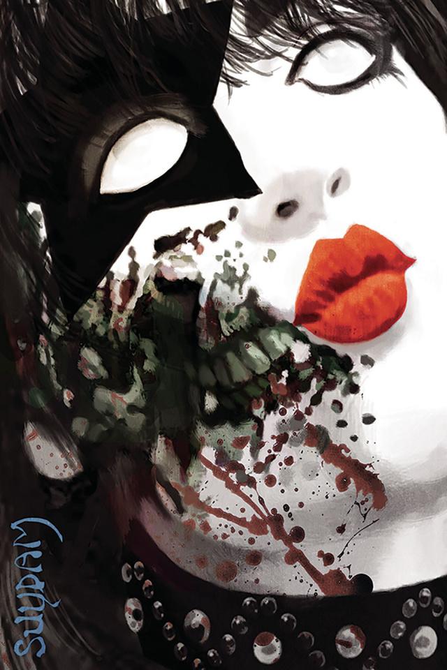 KISS: Zombies #2 (Suydam Virgin Cover)