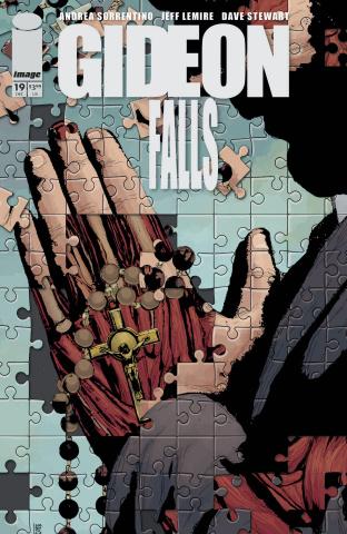 Gideon Falls #19 (Sorrentino Cover)