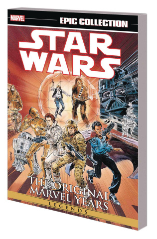 Star Wars Legends: The Original Marvel Years Vol. 3
