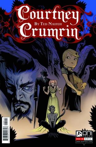 Courtney Crumrin #5