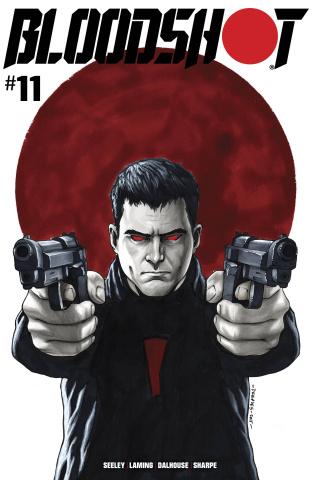 Bloodshot #11 (Pre-Order Bundle_