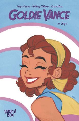 Goldie Vance #2 (2nd Printing)