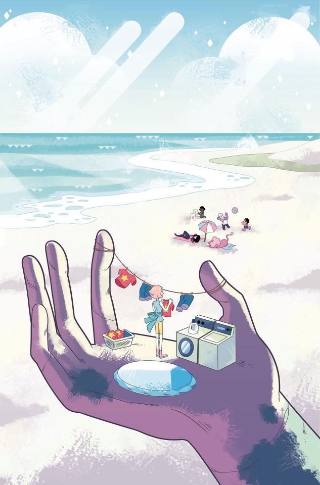 Steven Universe #30 (Pena Cover)