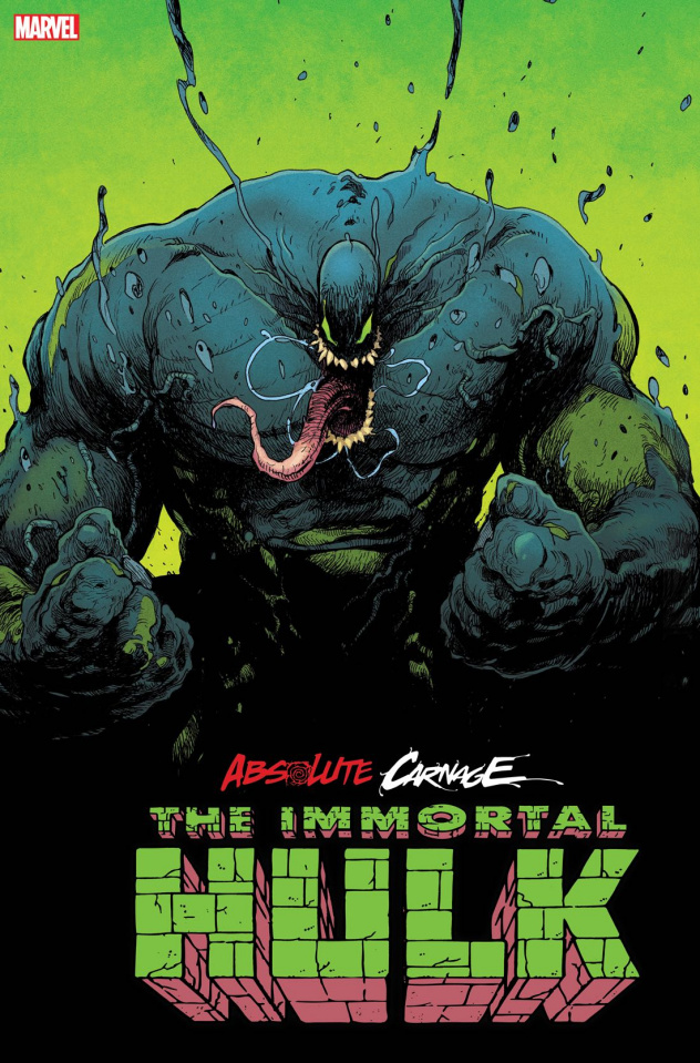 Absolute Carnage: The Immortal Hulk #1 (Andrade 2nd Printing)