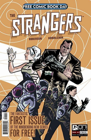 The Strangers #1