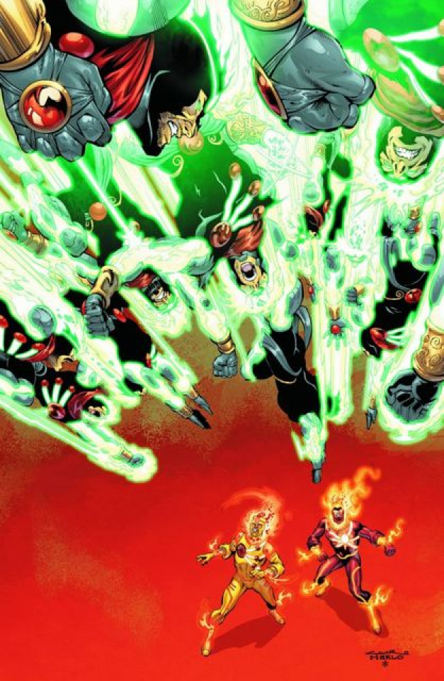 The Fury of Firestorm: The Nuclear Men #12