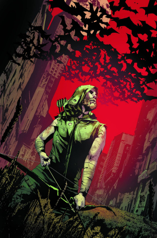 Green Arrow #25: Zero Year
