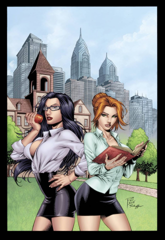 Grimm Fairy Tales #101 (Rei Cover)