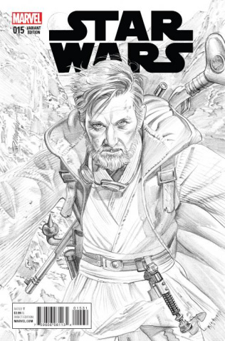 Star Wars #15 (Mayhew Sketch Cover)