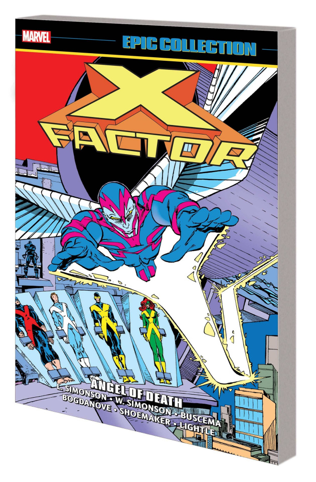 X-Factor: Angel of Death (Epic Collection)