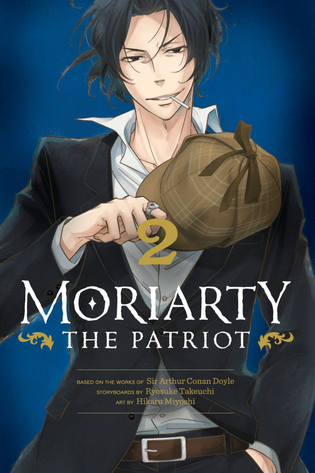 Moriarty the Patriot Vol. 2