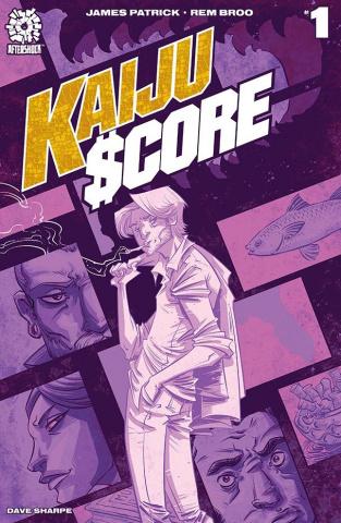 Kaiju Score #1 (2nd Printing)