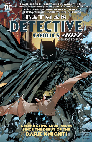 Detective Comics #1027 (The Deluxe Edition)