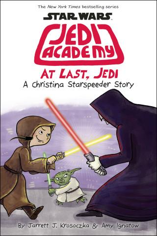 Star Wars: Jedi Academy Vol. 9: At Last, Jedi