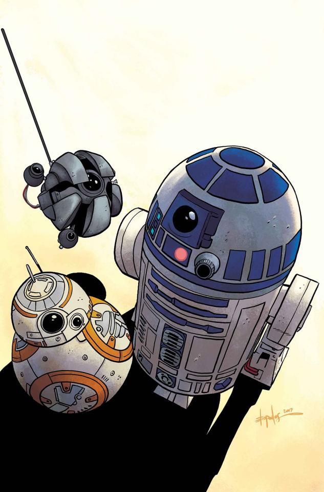 Star Wars: Droids Unplugged #1