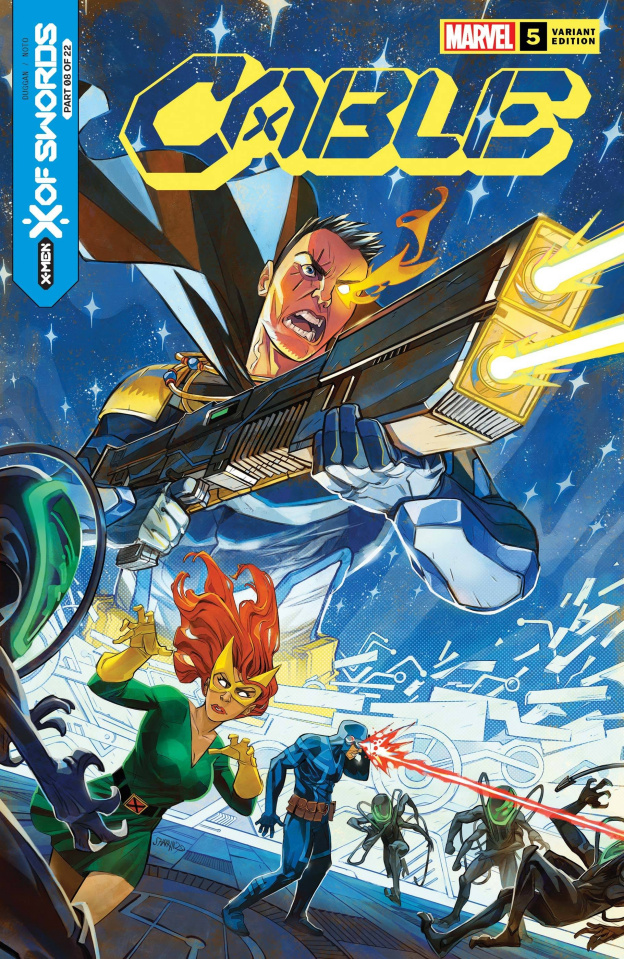 Cable #5 (Shavrin Cover)