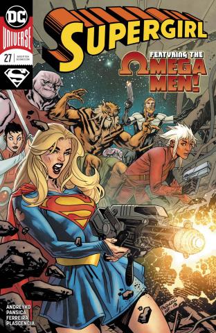 Supergirl #27
