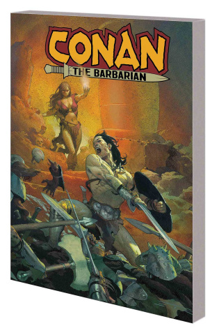 Conan the Barbarian Vol. 1: The Life and Death of Conan