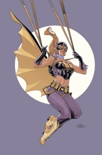 DC Comics Bombshells Annual #1