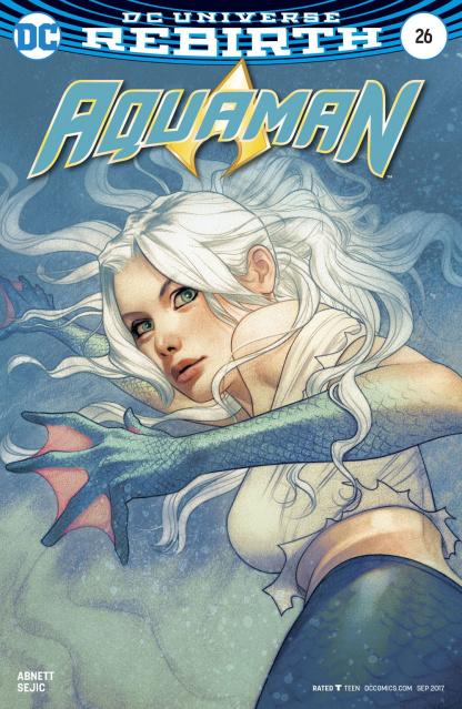 Aquaman #26 (Variant Cover)