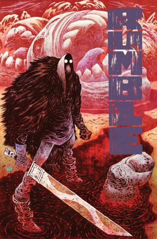 Rumble #3 (Fejzula & Garatea Cover)