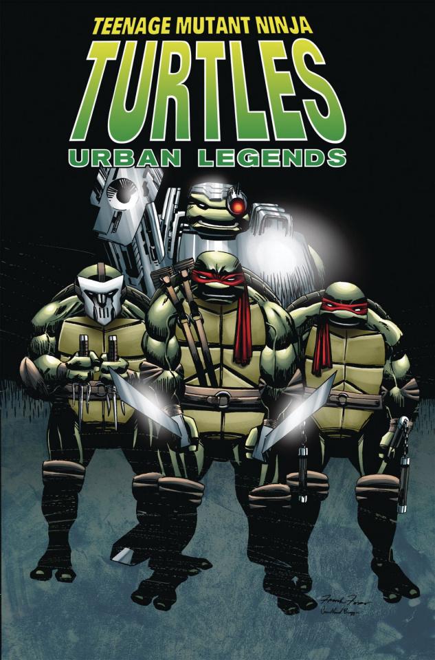 Teenage Mutant Ninja Turtles: Urban Legends Vol. 1
