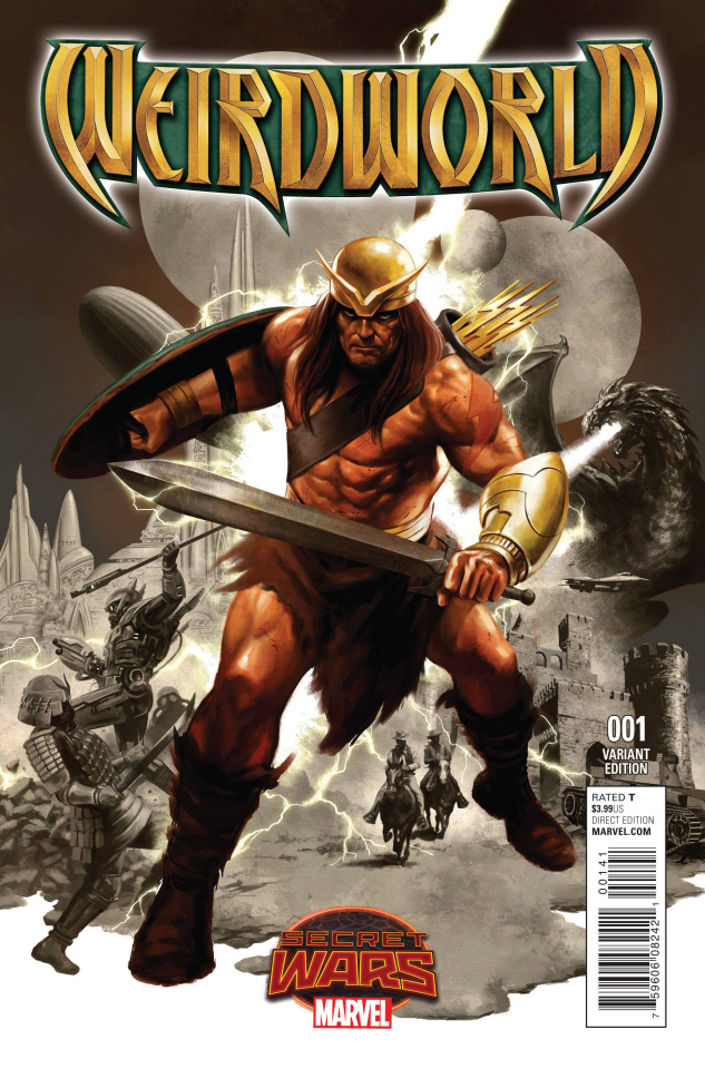 Weirdworld #1 (Epting Cover)