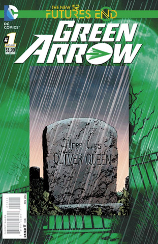 Green Arrow: Future's End #1