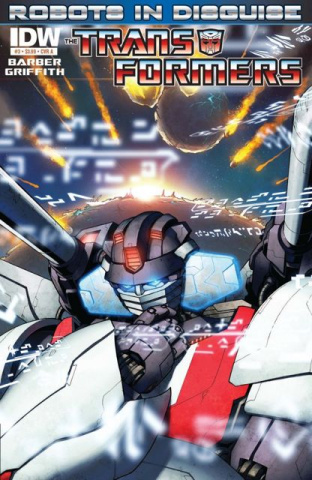 The Transformers: Robots in Disguise #3