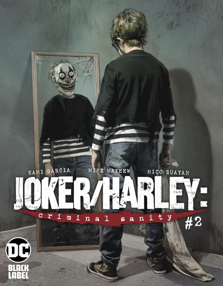 Joker / Harley: Criminal Sanity #2 (Variant Cover)