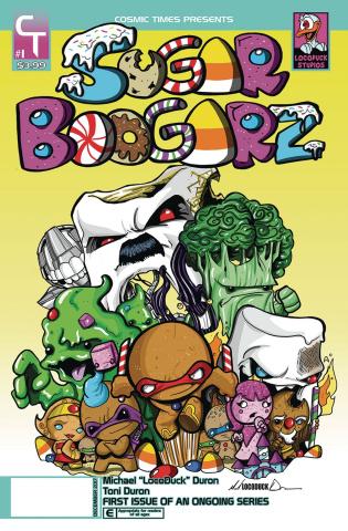 Sugar Boogarz #1