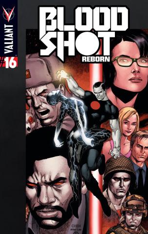 Bloodshot: Reborn #16 (50 Copy Chen Cover)