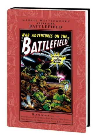 Marvel Masterworks: Atlas Era Battlefield Vol. 1