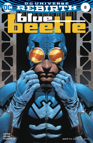 Blue Beetle #8 (Variant Cover)