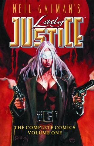 Lady Justice Vol. 1